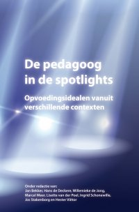De pedagoog in de spotlights