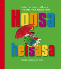 Hopsa heisasa (boek + CD)