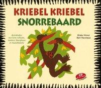 Kriebel kriebel snorrebaard (boek + CD-rom)