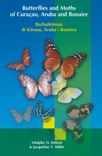 Butterflies and Moths of Curacao, Aruba and Bonaire