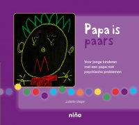 Papa is paars / mama is groen