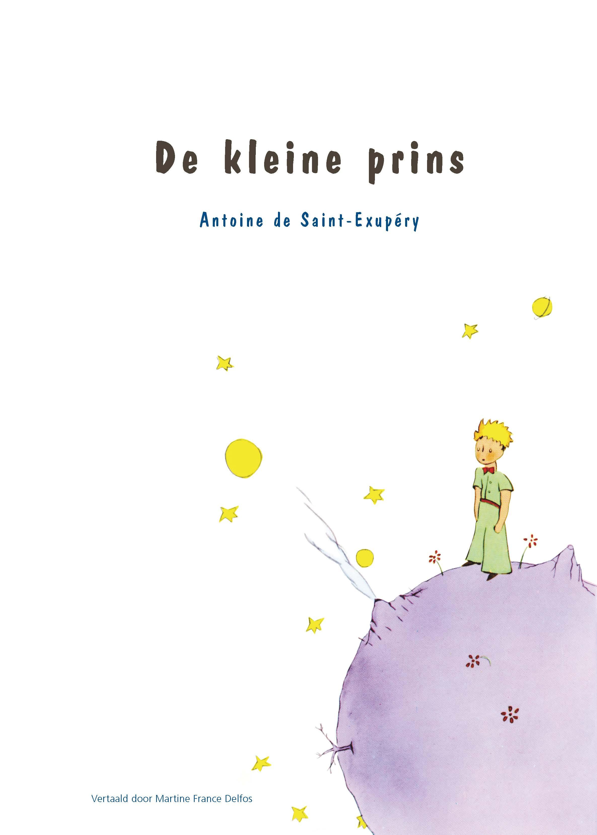De kleine prins - 9789088506710 - Uitgeverij SWP
