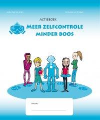 Actieboek Meer zelfcontrole, minder boos