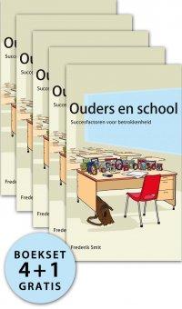 Ouders en school (set van 5)