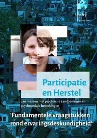 Participatie en herstel: Fundamentele vraagstukken rond ervaringsdeskundigheid