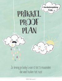 PrikkelProofPlan (set van 5 exemplaren)