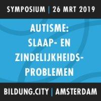Autismesymposium: slaap- en zindelijkheidsproblemen