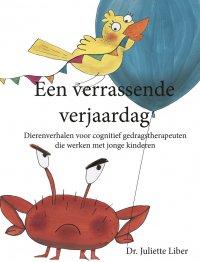 Interactief boek voor cognitieve gedragstherapie bij kinderen