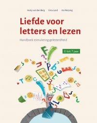 Liefde voor letters en lezen genomineerd voor Onderwijs boek van het jaar!