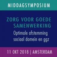 Middagsymposium Zorg voor goede afstemming
