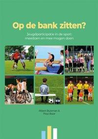 Op de bank zitten? | Nieuw boek over jeugdparticipatie in sport