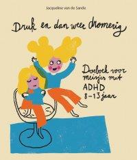 Reserveer met korting: Een doeboek voor meisjes met ADHD