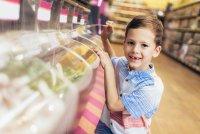 'Schappen supers liggen vol met ongezond eten'