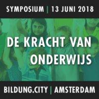 Symposium 'De kracht van onderwijs'