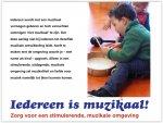 Iedereen is muzikaal!