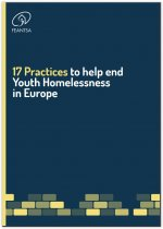 17 Practices to help end Youth Homelessness in Europe