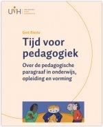 Tijd voor pedagogiek