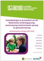 Ontwikkelingen in de kwaliteit van de Nederlandse kinderdagopvang