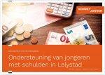Ondersteuning van jongeren met schulden in Lelystad