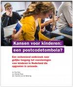 Kansen voor kinderen: een postcodetombola?