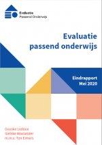 Evaluatie Passend Onderwijs 2020