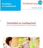 Flexibiliteit en inzetbaarheid Alles over de jaarurensystematiek in de Kinderopvang