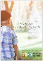 Richtlijn voorlichting ADHD