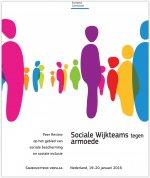 Sociale wijkteams tegen armoede