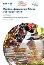 Monitor actieprogramma Tel mee met Taal 2016-2018