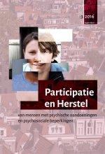 Participatie en Herstel 3 - 2016