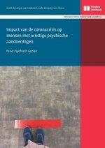 Impact van de coronacrisis op mensen met ernstige psychische aandoeningen