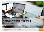 Analyse volume jeugdhulp