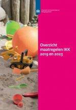 Overzicht maatregelen IKK 2019 en 2023