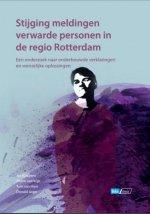 Stijging meldingen verwarde personen in de regio Rotterdam